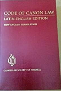 Code of Canon Law, Latin-English Edition, New English Translation, Second Printing, 2012 (Code of Canon Law by CLSA 2nd Printing)