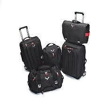corvette c7 luggage set