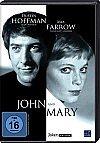 John and mary- Dustin Hoffman - Mia Farrow- DVD -Deutsche tonspur
