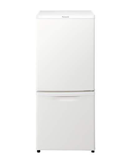 パナソニック 冷蔵庫 2ドア 138L マットバニラホワイト NR-B14CW-W