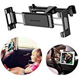 Tablet Headrest Mount,Car Seat Phone and Tablet Holder Compatible with iPad...