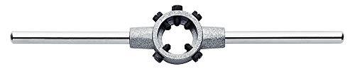 EXACT 4931 - Supporto per filiera in zinco pressofuso, Ø 16 x 5 mm, M1 - M2,6