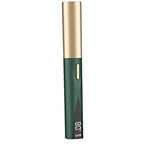 Couleur chauffant Couleur électrique Mini Électrique Longue Longue Câble Slim Tyelash Brush Green, Cleash Curler