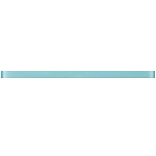 THCHG-17H Light Blue Pencil Liner Trim Wall Tile 1/2'x12' (19 pcs)