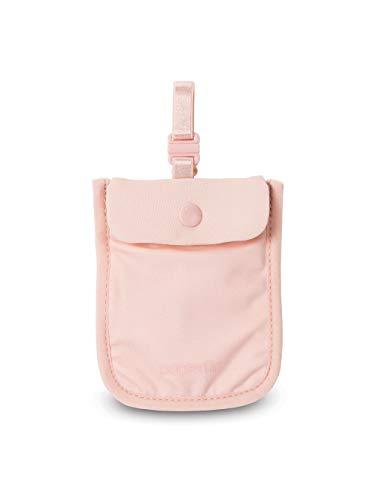 Pacsafe CoverSafe S25Diebstahlschutz-Beutel zur Befestigung an den BH, Orchid Pink (rosa) - 10121