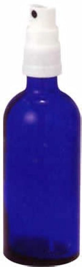 曲がった雪キャプション生活の木 青色ガラススプレー 100ml