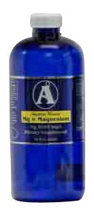 Liquid Magnesium Supplements - Angstrom Minerals Magnesium - No Diarrhea Side Effect! 32oz Bottle - Cell Ready Ionic Magnesium Liquid