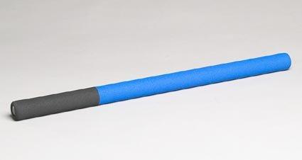 Ju-Sports Übungsstock Soft Stick, blau/schwarz, 4203000