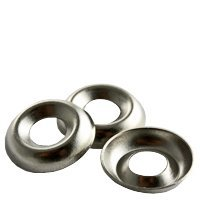 All items free shipping 10000pcs New product #6 Countersunk Finishing Plated Washer inch Nickel