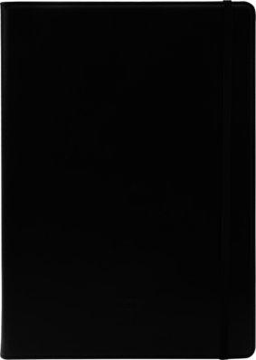 The Kase Moleskine Cover Clamshell Classico per Apple 12.9-inch iPad PRO, Nero