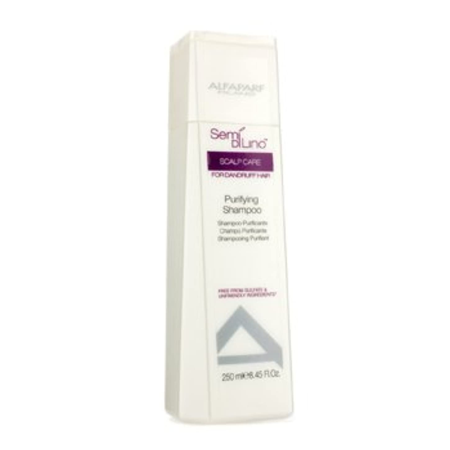 かわいらしい顎愛撫[AlfaParf] Semi Di Lino Scalp Care Purifying Shampoo (For Dandruff Hair) 250ml/8.45oz