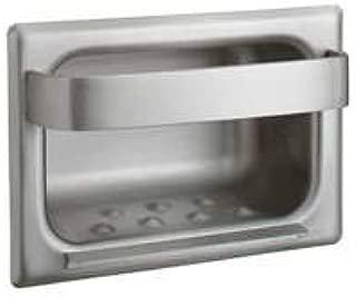 Bobrick Bathroom Soap Dish 4390 Stainless Steel