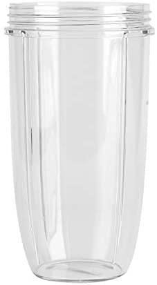U-K Diseño práctico y duradero de 18/24/32 oz Top Cup Juicer Parts de repuesto para 900 W 32 oz