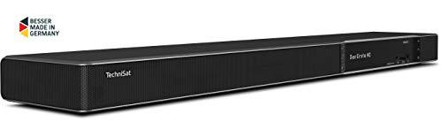 TechniSat SONATA 1 - Soundbar und UHD Receiver in einem Gerät (Twin-Tuner, Satelliten-, Kabel- und DVB-T2 Receiver, Aufnahmefunktion, Smart-TV, WLAN, Bluetooth, App-Steuerung, CI+ Slot, 3x15 Watt)