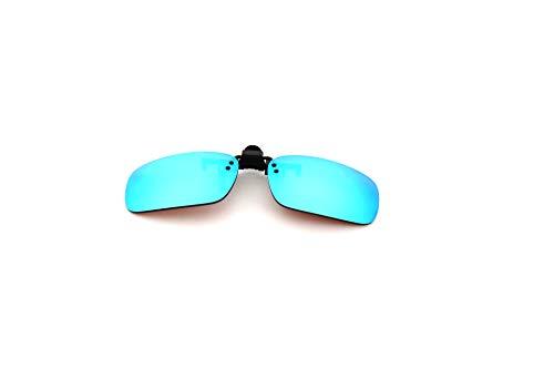 PILESTONE TP-018 (Tippe A) farbenblinde gläser Color Blind Korrekturbrillen Aufsteckgläser für Rot/Grün Color Blind - Mild, Moderate und Strong Deutan und Mild, Moderate Protan