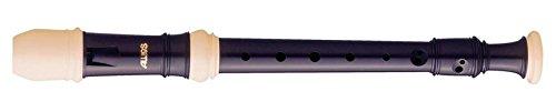 Aulos 700092 – Flauta dulce sopranino en Fa symphony mod. 506B sistema alemán, color marrón