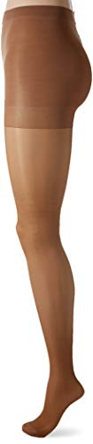 Hanes Silk Reflections Women's Alive Full Support Control Top Pantyhose, Barely There, C