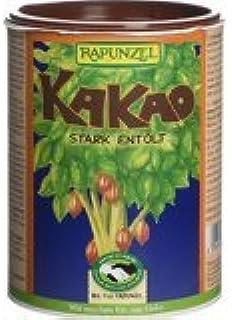 Rapunzel Kakaopulver stark entölt HIH 4x250g