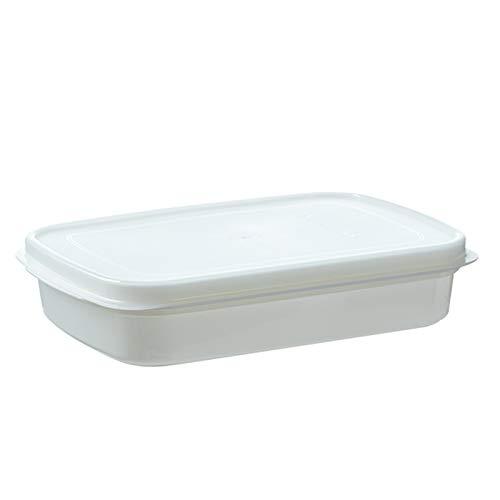 XXZY Caja Sellada para Alimentos, Táper Plástico Duraderos, Botes Cocina Almacenaje Alimentario Hermético, Cocina Piezas Recipiente Botes, Almacenar Cereales Pasta Arroz Harina Cereales 25X17X5Cm