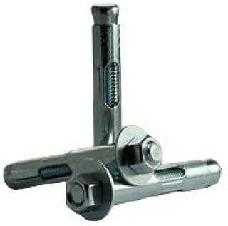 3//8 x 1-7//8 Piece-50 Hard-to-Find Fastener 014973262167 Hex Nut Sleeve Anchors