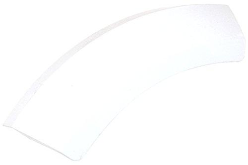 Bosch 644221 Poignée de porte pour sèche-linge blanc d'origine
