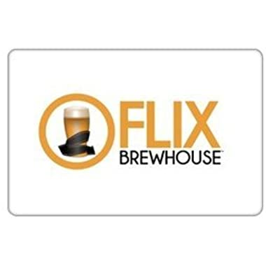 Flix Brewhouse Gift Card ($25)