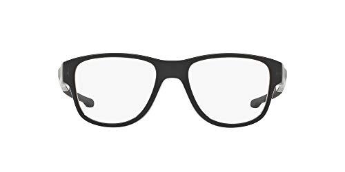 OAKLEY OX8094 OX8094 Wayfarer Brillengestelle 6, Schwarz/Transparent