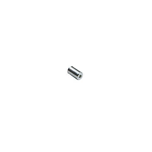 Algi butee/Arret/Embout Gaine Moto 6 x 12 (Boite de 100)