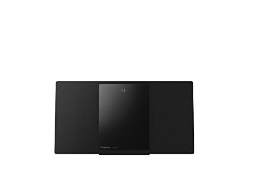 Panasonic SC-HC2040EGK Micro- mit Chromecast built-in (DAB+, Bluetooth, , Stereo mit 40 Watt RMS, CD, USB, WLAN) schwarz