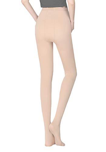 Bllatta Pantimedias para mujeres embarazadas Medias Premama Adjustable invierno cálido Leggings para Mujer 320D
