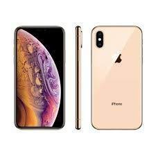 Apple- iPhone XS MAX 256 GB Gold REACONDICIONADO (Renewed)