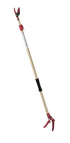 高儀 TAKAGI 軽量伸縮高枝切鋏 剪定刃1.3~2.0m