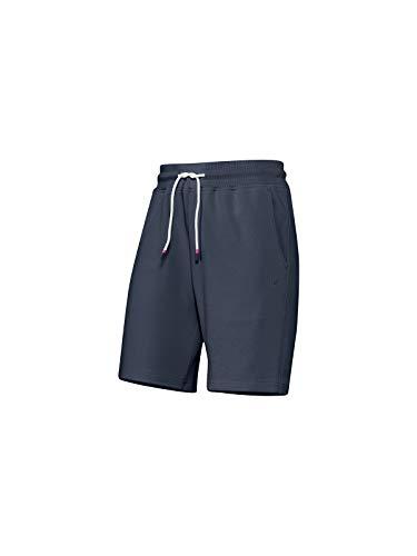 Joy Sportswear NINA Cotton Comfort Kurze Sporthose für Damen mit Komfortbund und Taschen, ideal für Fitnessübungen im Gym oder gemütliche Abende zu Hause Normalgröße, 44, Night