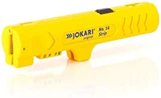JOKARI T30140 STRIPPER, CABLE, FLAT, NO.14