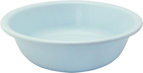 リス 洗面器 『防カビ加工』 H&H ブルー