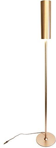 LAMPADAIRE LED de salon 50 watt 5000 lumen 3000 k blanc chaud LE PLUS PUISSANT LED DU MARCHE, variateur de lumiére, liseuse incorporé, Dessiné par le plasticien Pedro Galvani
