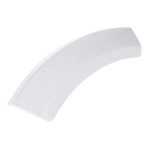 DL-pro tirador de puerta manija de la puerta adecuada para Bosch Siemens Neff Constructa Balay 00644221 644221 manija blanca secadora de condensación