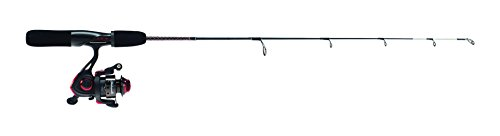 "Shakespeare Ugly Stik GX2 Ice Fishing Reel & Rod Combo, 26"" Light Action Rod, USGXICE26LCBO"