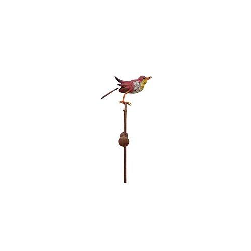 Moulin à vent Scintillant oiseau en différentes couleurs éolienne éoliennes Jardin Deco