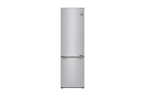 LG GBB72NSEFN nevera y congelador Independiente Acero inoxidable 384 L A+++ - Frigorífico (384 L, SN-T, 14 kg/24h, A+++, Compartimiento de zona fresca, Acero inoxidable)