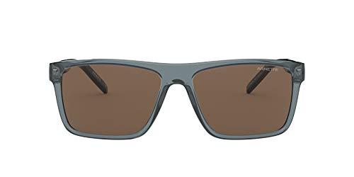 Arnette 0AN4267 Gafas, Gris Azul/Marrón, 60 para Hombre