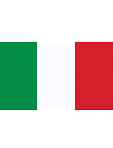 "TrendClub100® Fahne Flagge ""Italien Italy Italia IT"" - 150x90 cm / 90x150cm"