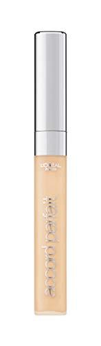 L'Oréal Paris - Soin Correcteur Fluide Accord Parfait - Tous Types de Peaux - Teinte : Ivoire (1.N) - 6,8 ml