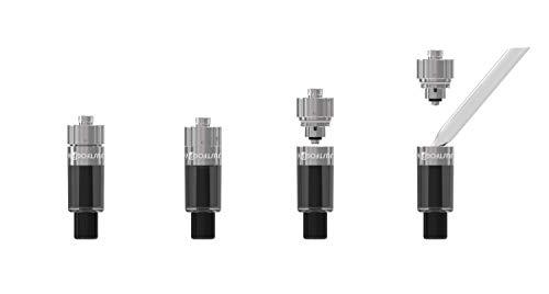JUSTFOG sigaretta elettronica P16A (Prodotto senza nicotina) (NERO)