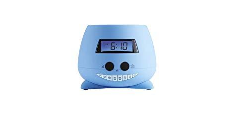 Big Ben, Radio Clock Projection - Blue Teddy