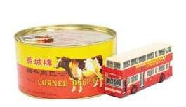 TINY(タイニー) Tiny City フリートライン KMB BACo Greatwall Brand コンビーフバス