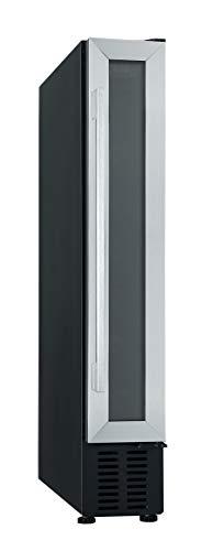 Cata | Vinoteca |Modelo VI 15107 X | Vinoteca no Frost de Encastre | Capacidad para 7 Botellas | Ancho de 15 cm | Clase de Eficiencia nergética G | Con Soportes Regulables para la Altura