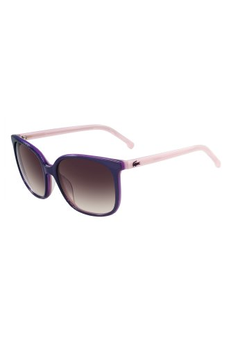 Lacoste L602S Women's Sunglasses, Purple-Lillac (513), UV Rating Category 2