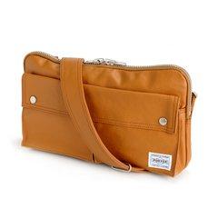 Yoshida bag Porter PORTER shoulder bag [FREE STYLE/Freestyle] 707-07144 Camel Japan Import