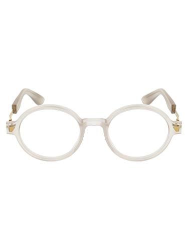 Mykita Luxury Fashion Damen MMRAW018846RCHGGD Multicolour Metall Brille | Jahreszeit Permanent